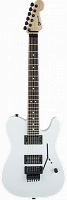 Charvel® USA Select San Dimas® Style 2 HH FR, Rosewood Fingerboard, Snow Blind Satin